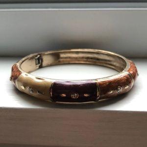 Three coloured bracelet